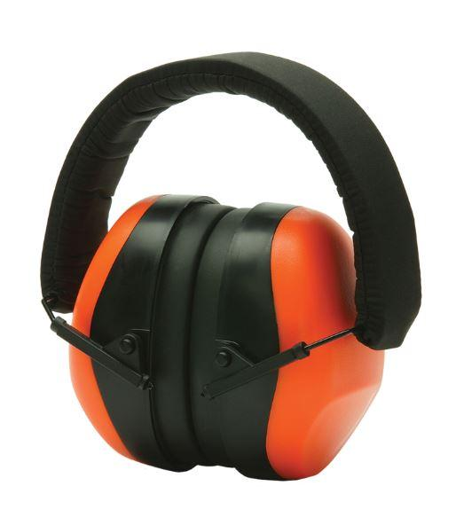Pyramex Safety Products PM80 Series Earmuffs NRR 26dB, Orange-EarMuffs.JPG