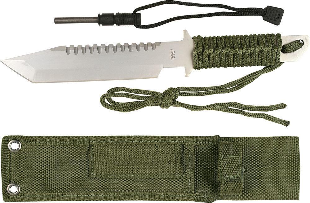 MTech Full Tang Survival Knife w/ Fire Starter-mtech-survival-knife.jpg