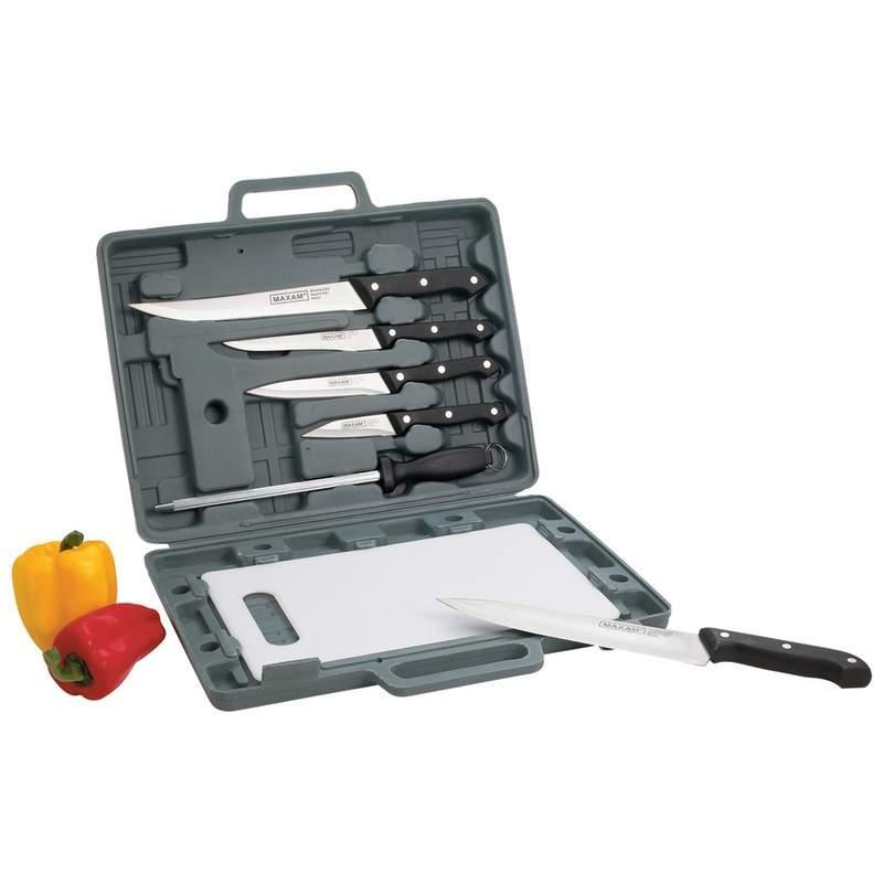 Maxam® Knife Set with Cutting Board-Maxam Knife Set qith Cutting Board.jpg