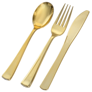 Gold Disposable Cutlery-DISPOSABLE_GOLD_FLATWARE_DP-8870_COLLECTION.jpg
