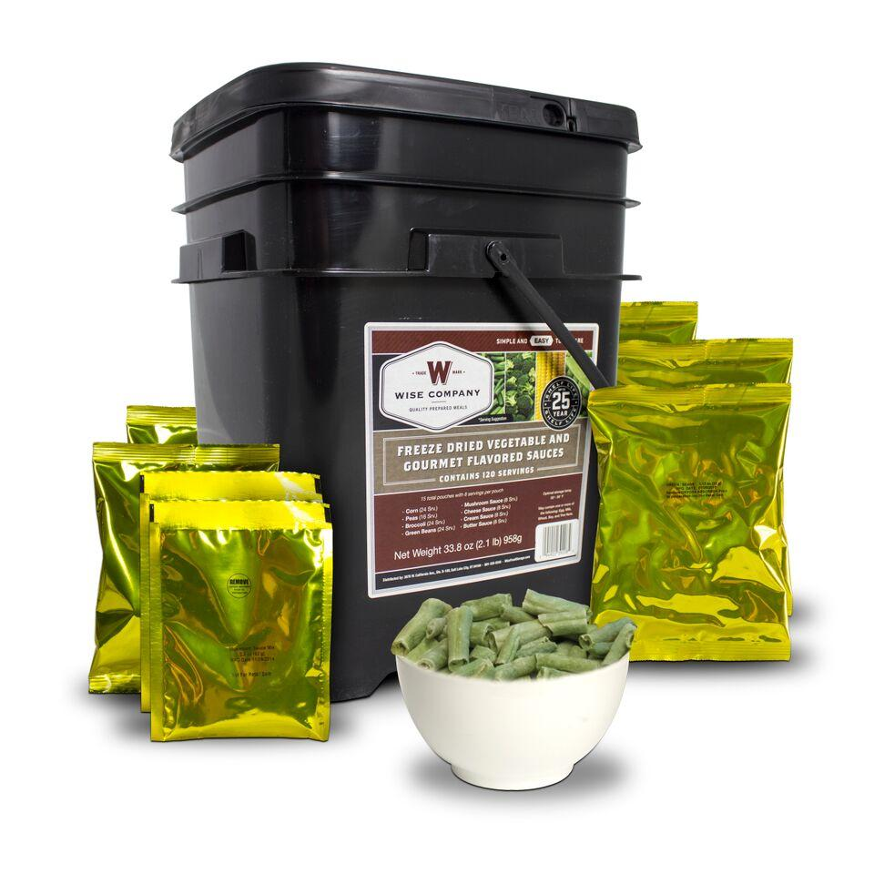 120 Serving Freeze Dried Vegetables and Sauces-Vegetable and sauce.jpeg