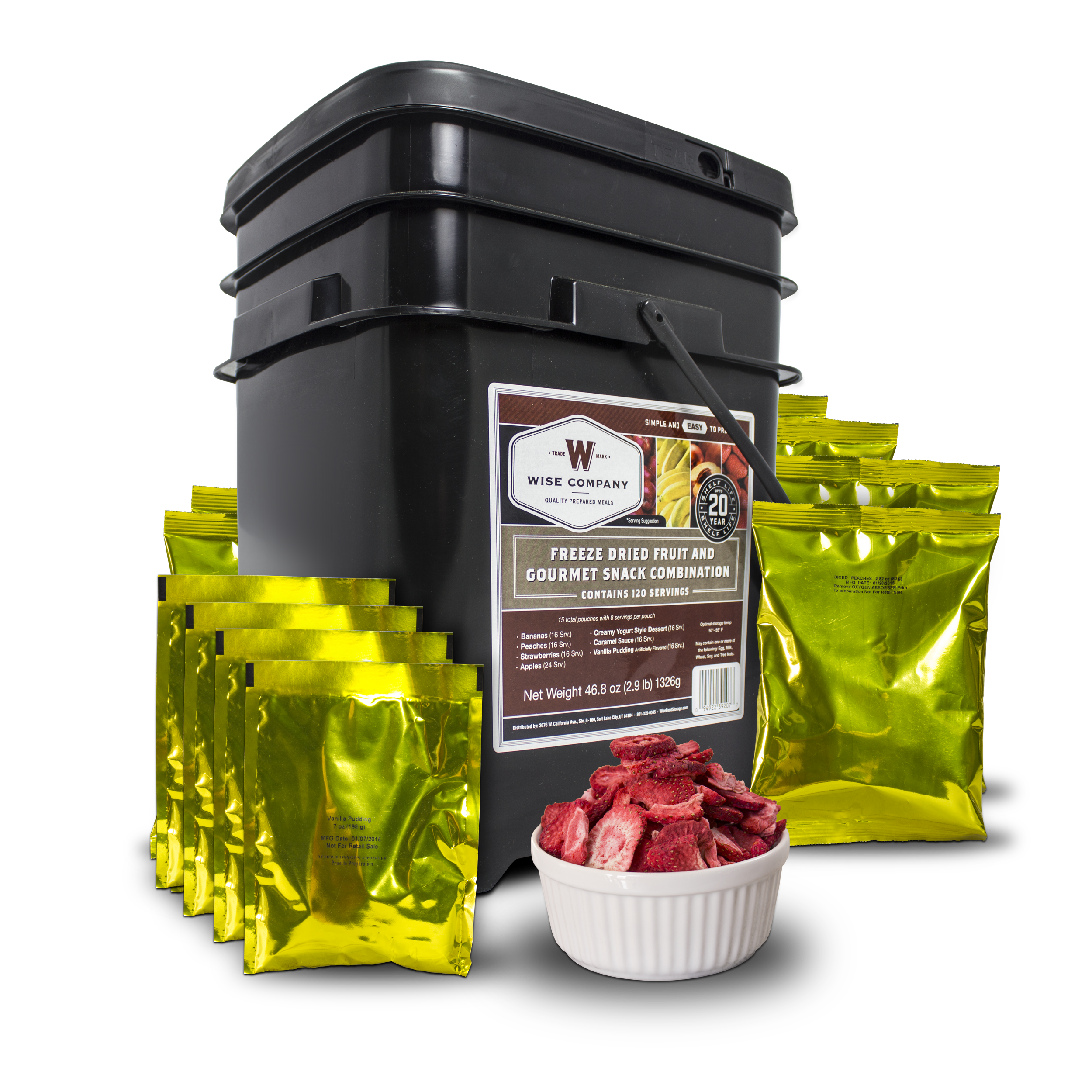 120 Serving Freeze Dried Fruit and Gourmet Snack Combination-(40-50120) 120 Serve Fruit Bucket Lifestyle.png