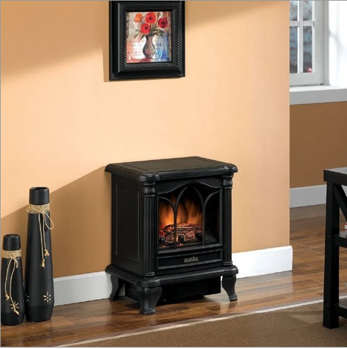Black Freestanding Electric Stove Style Fireplace Space Heater-s2 Black Freestanding Electric Stove Style Fireplace Space Heater.PNG