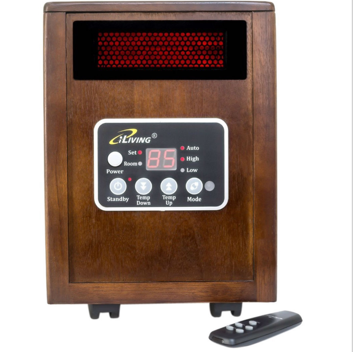 Infrared Space Heater 1500W with Remote w/ Dark Walnut Wood Cabinet-o1 Infrared Space Heater 1500W with Remote w Dark Walnut Wood Cabinet.PNG