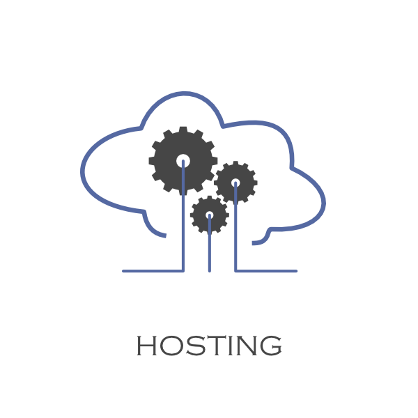 Image of the Hosting feature for the Panel and Architect