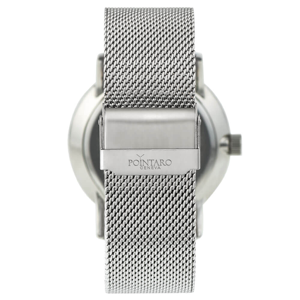 Mesh Watch Band - Watch Straps - Men's Watch Band - 304L Stainless Steel Watch Strap