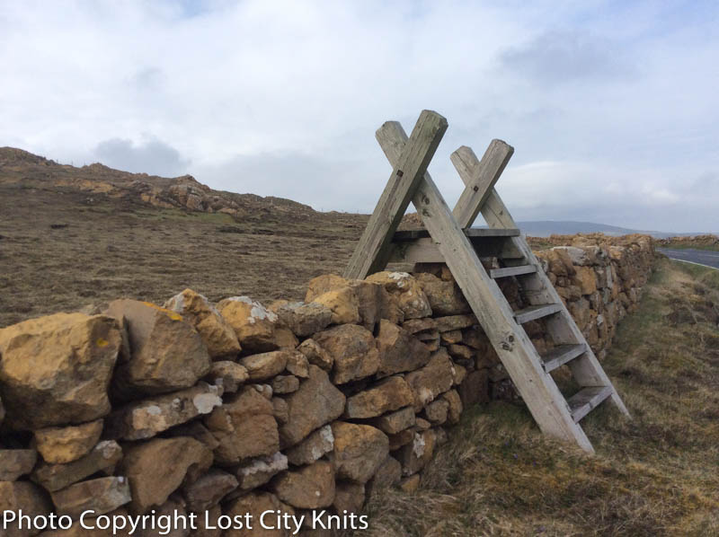 Shetland Part One – Arrival and Quest for Unst Lace – Lost City Knits