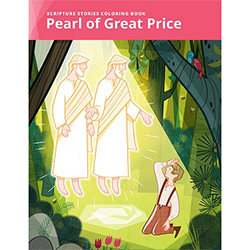 Scripture Stories Coloring Book: Pearl of Great Price