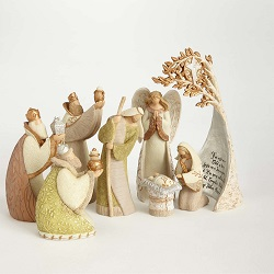 Legacy of Love Nativity Figurine Set