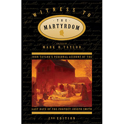 Witness to the Martyrdom (Second Edition)