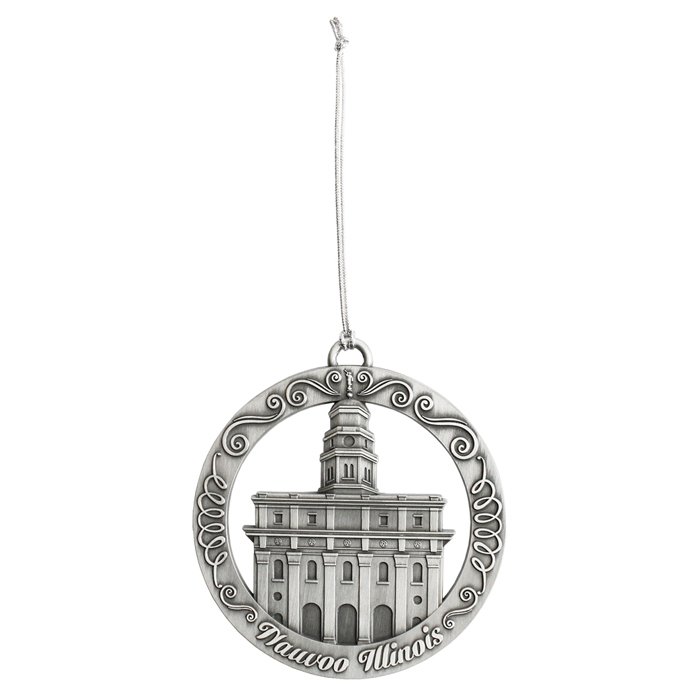 Nauvoo Temple Ornament