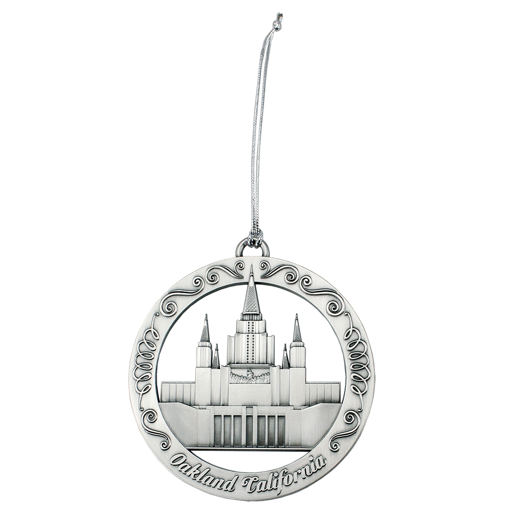 Oakland Temple Ornament