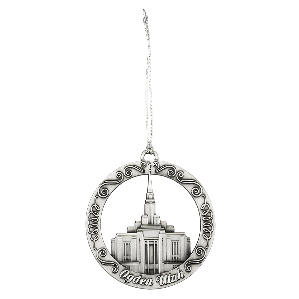 New Ogden Temple Ornament