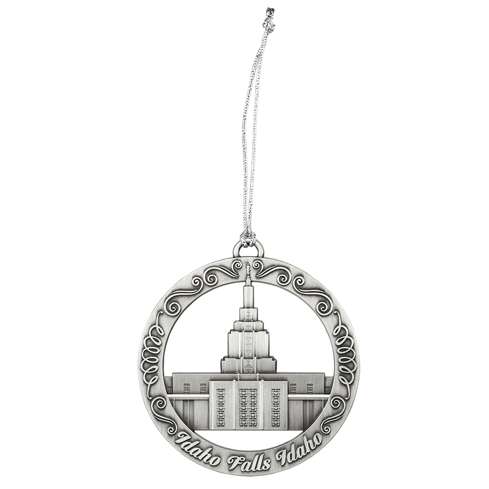 Idaho Falls Idaho Temple Ornament