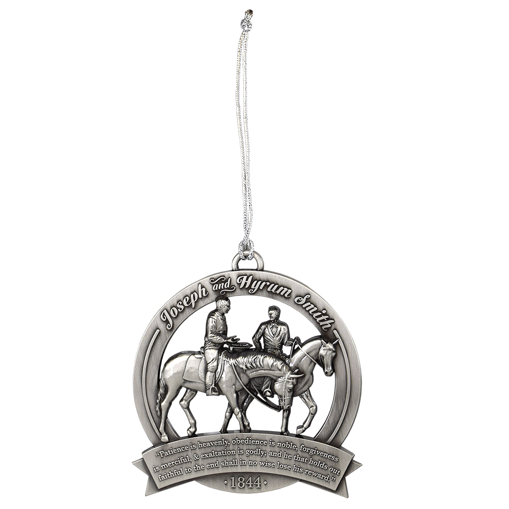 Joseph & Hyrum Ornament