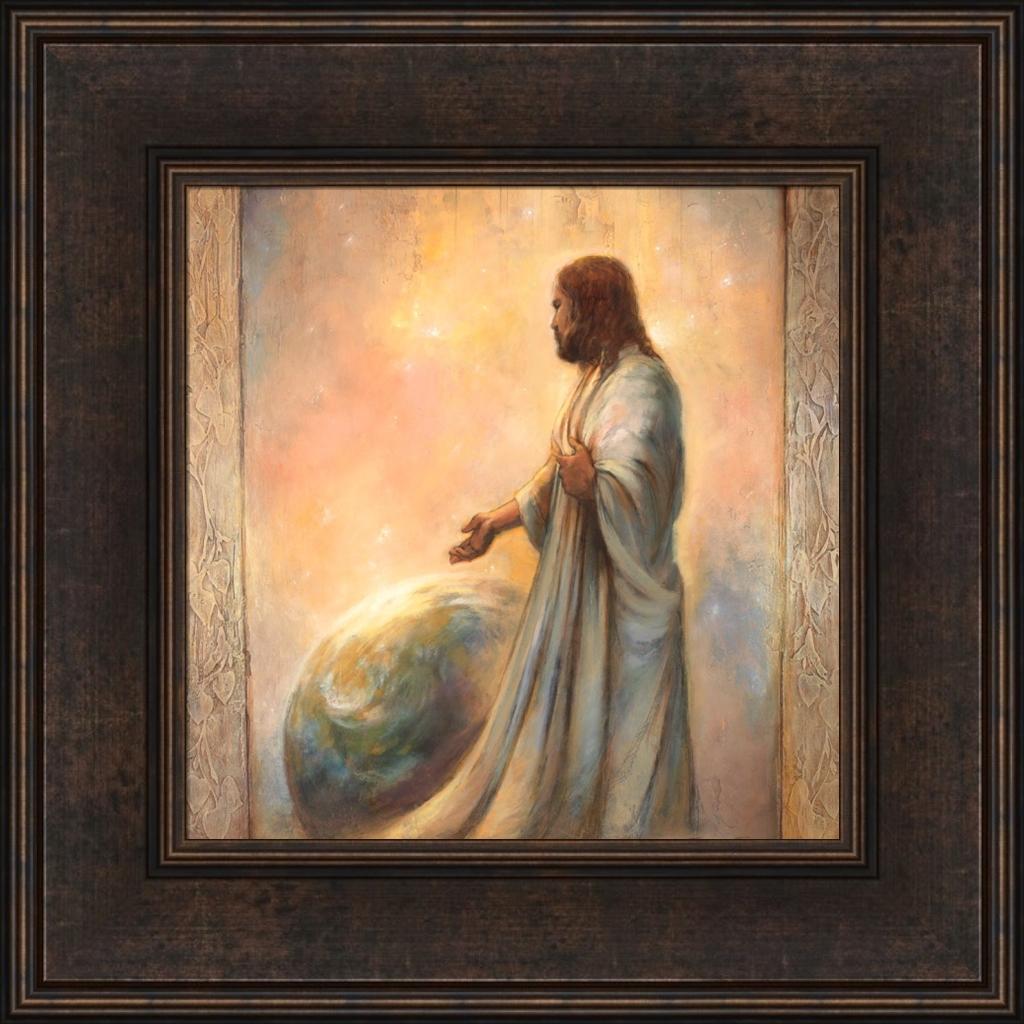 The Creation - Framed - D-AFA-AHTC