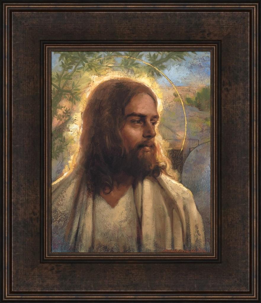 17 x 20 Framed Giclee Canvas