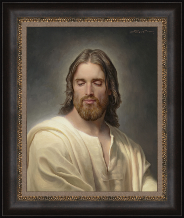 The Anointed One - Framed - D-AFA-TAO
