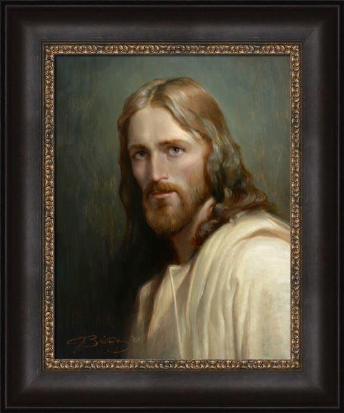 Man of Galilee - Framed - D-AFA-MOG