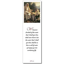 Living Water Bookmark - AFA-S207BMP1