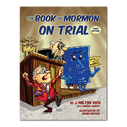 The Book of Mormon on Trial book of mormon for kids,