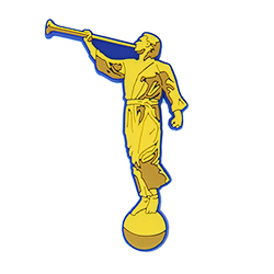 Angel Moroni Magnet angel moroni magnet, lds magnet, lds magnets, lds fridge magnets,
