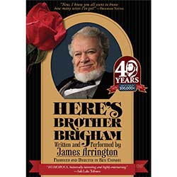 Here's Brother Brigham DVD