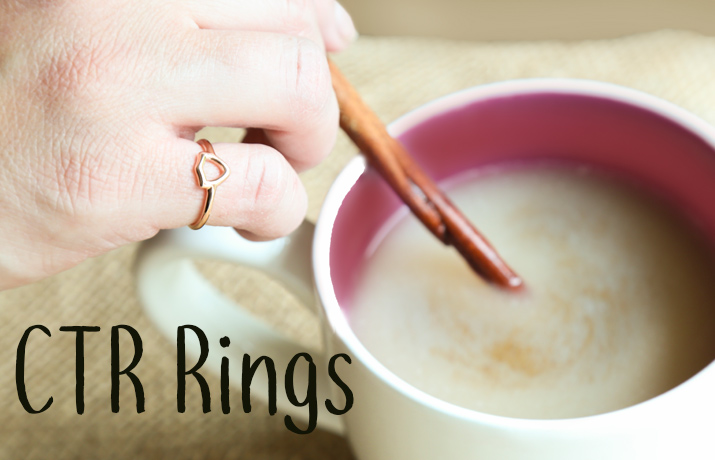 LDS CTR Rings