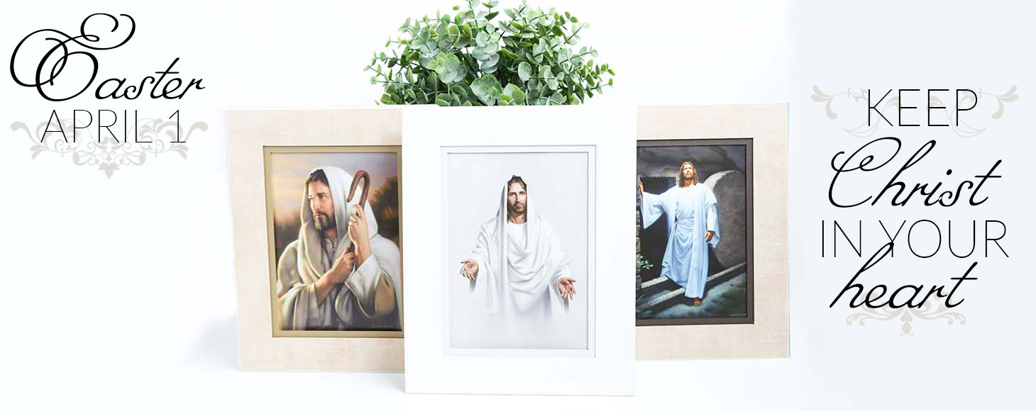 LDS Pictures of Christ