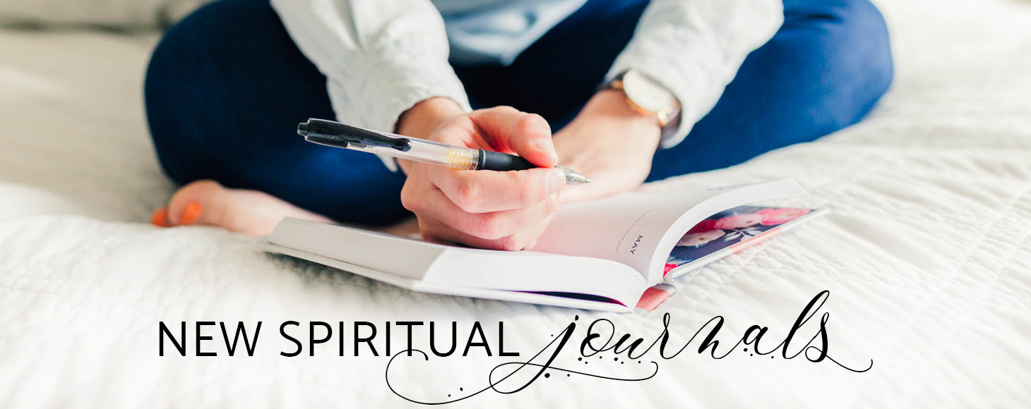 New Spiritual Journals - LDS Mother's Day Gifts