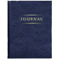 Classic Journal - Blue