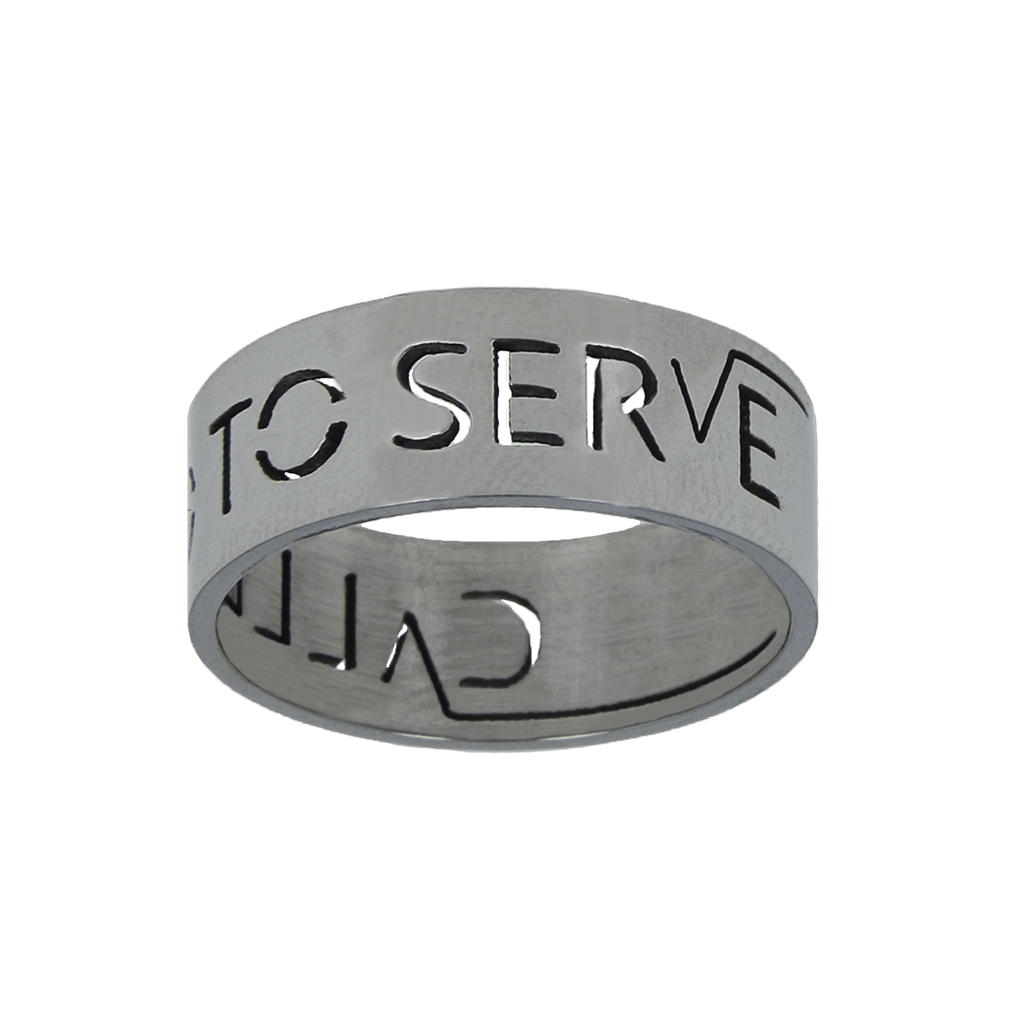 Called To Serve Ring - CF-7008