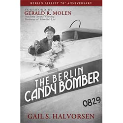 The Berlin Candy Bomber 70th Anniversary