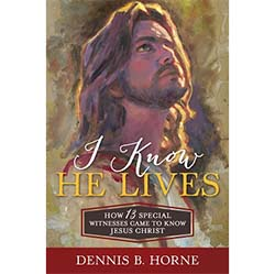 I Know He Lives: How 13 Special Witnesses Came to Know Jesus Christ greg trimble book, dads who stay and fight,