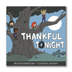 Thankful Tonight - Board Book