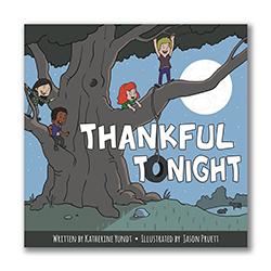 Thankful Tonight - Board Book