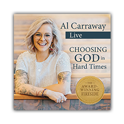 Choosing God in Hard Times Talk on CD al carraway, talks by al carraway, the tattooed mormon