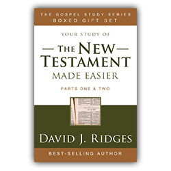 The New Testament Made Easier Boxed Set