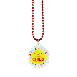 Child of God Necklace 2018 Primary theme, 2018 i am a child of god theme, child of god necklace