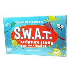 Book of Mormon S.W.A.T. Scripture Study Game