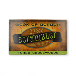 Book of Mormon Speed Scrambler
