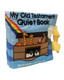My Old Testament Quiet Book quiet book, lds quiet book, old testament quiet book, lds sacrement quiet book