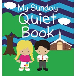 My Sunday Quiet Book