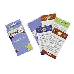 Article of Faith Superstar Flashcards