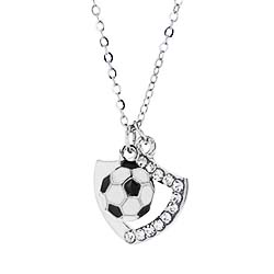 CTR Soccer Necklace