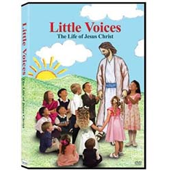 Little Voices: The Life of Jesus Christ DVD