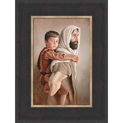 Carry Us Home - Framed