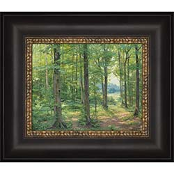 Sacred Grove 1907 - Framed