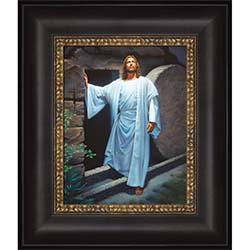 He Lives - Framed - D-AFA-SD-HL