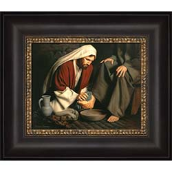In Humility - Framed - D-AFA-SD-IH